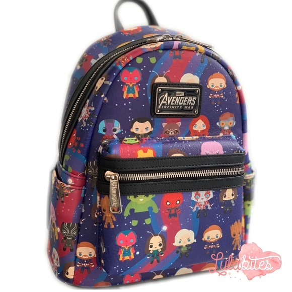 Avenger Infinity War Mini Backpack by Loungefly 19102a1c3c59c